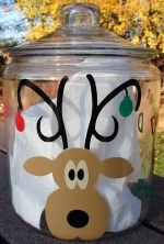 love this canister, can also be altered for valentinesday or easter...