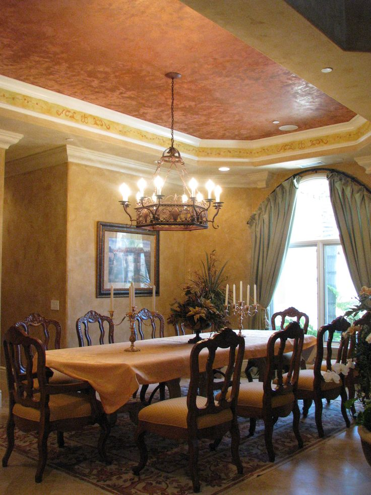 Foyer Plaster Ceiling : Best images about venetian plaster ceilings on