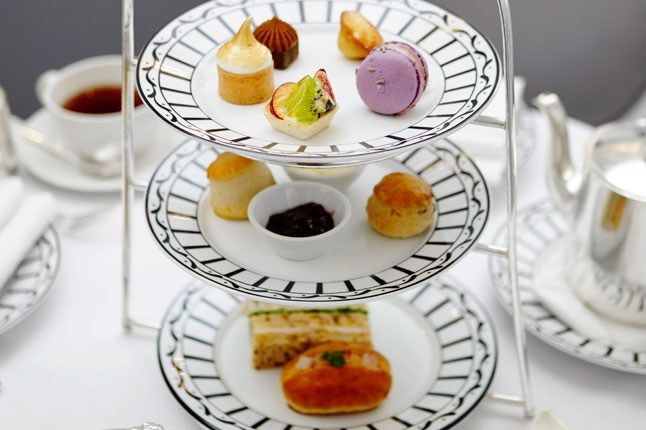 Dior Fashion Tea at Harrods | Best afternoon teas in London at cntraveller.com