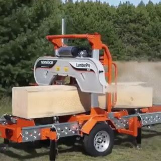 ONE STOP WOODS TO GOODS We can harvest your tree, use our portable saw mill to t…