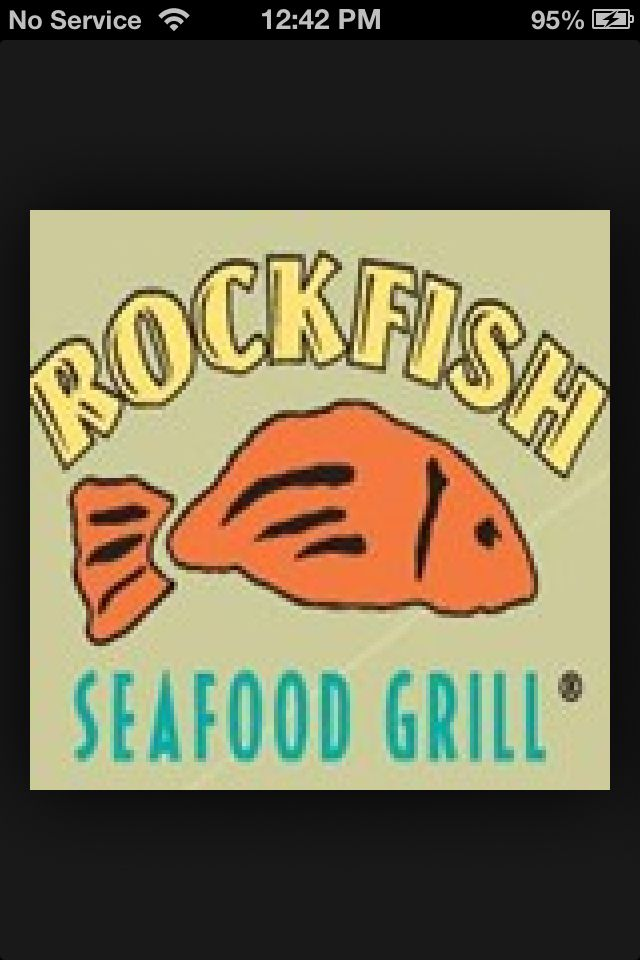 Rockfish Seafood Grill - 4701 W Park Blvd Plano, TX love the Ahi Tuna Nachos