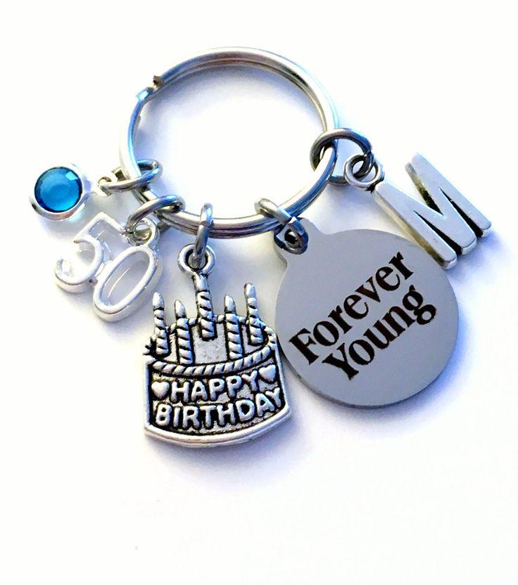 17 Best Birthday Key Chain Images On Pinterest