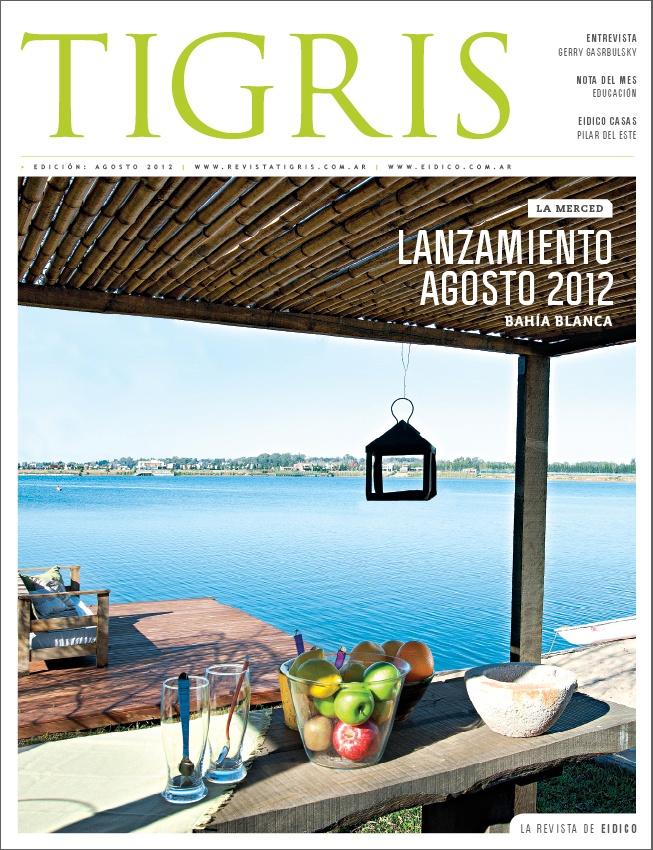Revista Tigris, Agosto 2012 (www.revistatigris.com.ar)