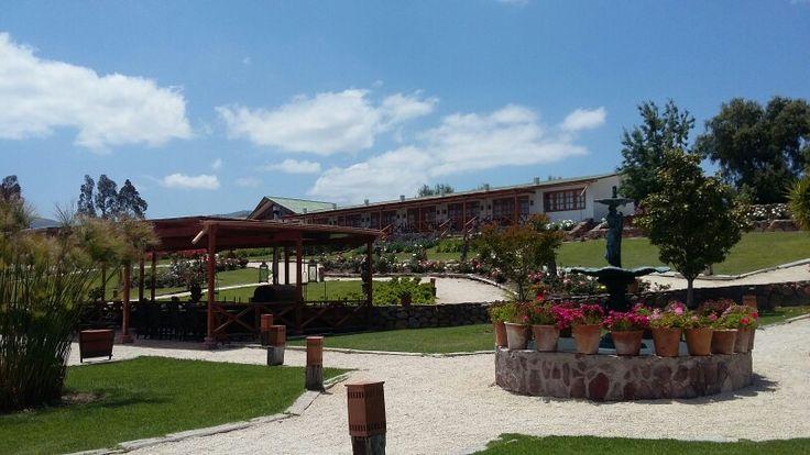 Hacienda Santa Cristina, Ovalle Región de Coquimbo
