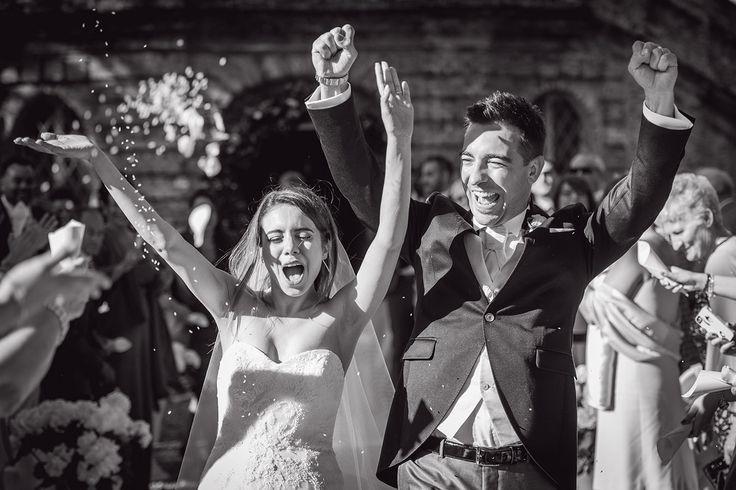 Stefania & Francesco, Villa Bria 2015