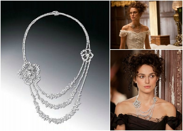 chanel necklace for anna karenina chanel pinterest