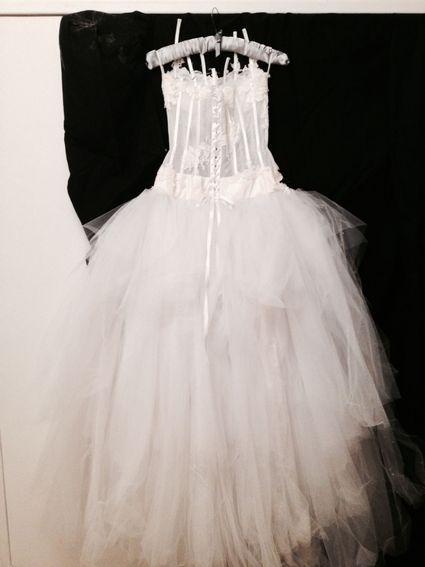 Robe de Mariée Haute Couture Max Chaoul doccasion modèle Nefertiti ...