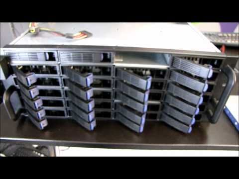 RPC-4224 4U Rackmount Server Case with 24 Hot-Swappable SATA/SAS Drive Bays, MiniSAS Connector | Norco Technologies Inc.