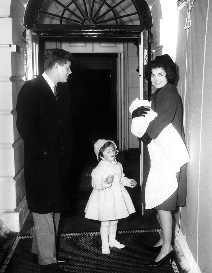 The Kennedys at the White House