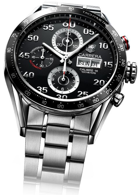 TAG Heuer Carrera watch | TAG Heuer