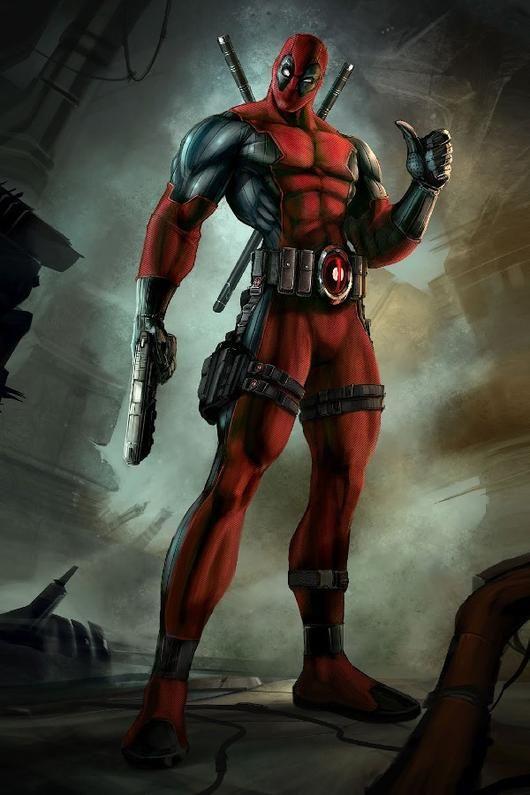 Deadpool Movie Wall Poster - Superhero Universe