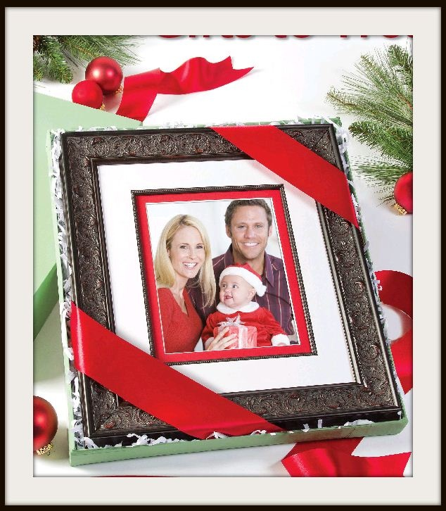 Make your holidays merry & bright with a beautiful framed family photo. Save on your entire Custom Framing order through Dec. 1 at Jo-Ann!