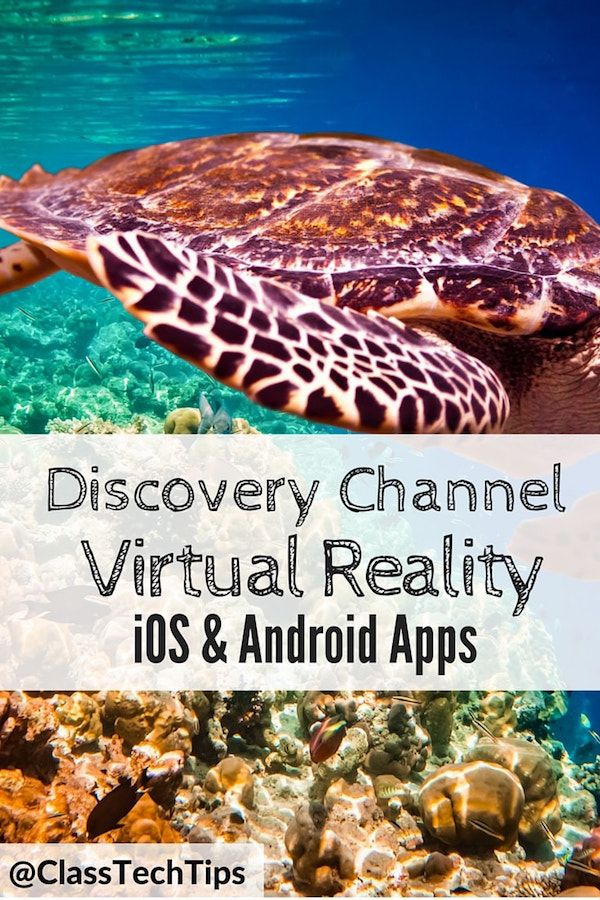 An amazing collection of videos from the Discovery Channel! http://classtechtips.com/2016/04/14/virtual-reality-discovery-channel-app-virtual-field-trips-for-ios-google/