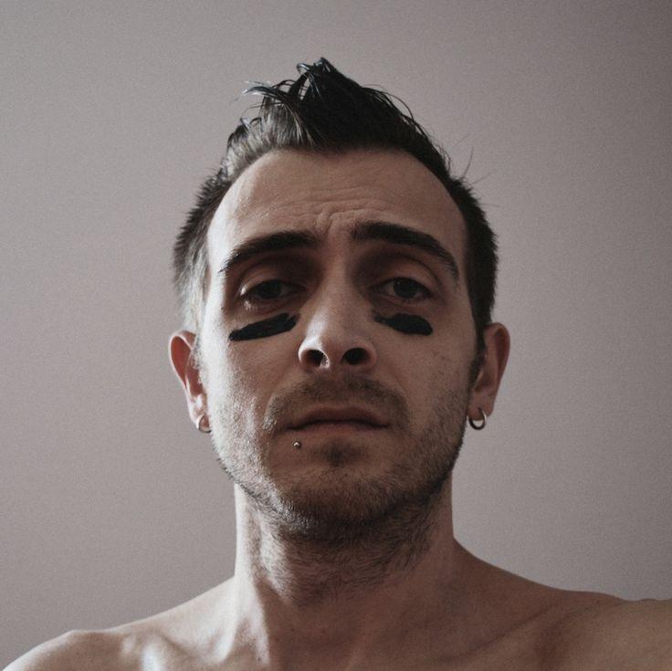 #everyonecan make up: tempera extra nero avorio #giotto #fila hairstyle: crema #brylcreem