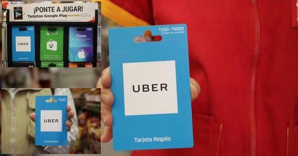 En los Oxxo del Centro Histórico ya venden las tarjetas prepago para UBER - Periodico Central