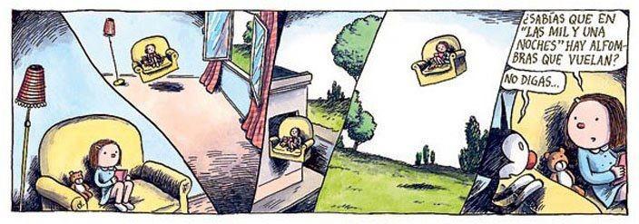 Macanudo, por Liniers.