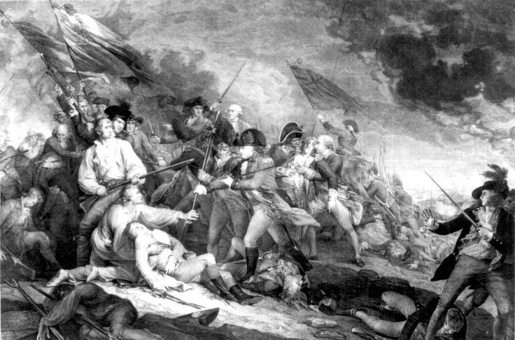 a history of the battle of bunker hill during the american revolution Get an answer for 'what was the importance of the battle of bunker hill ' and find   1 educator answer what was the most important battle in the revolutionary  war enotes  .