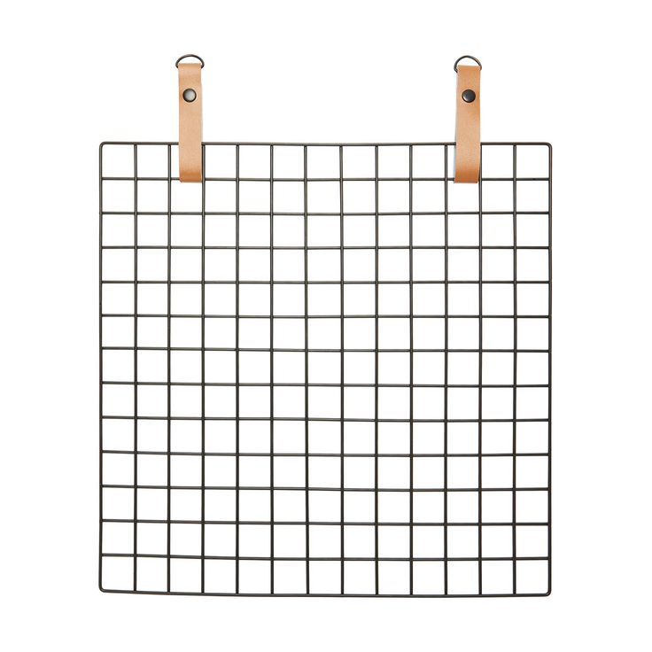 Black Wire Urban Memo Board | Kmart