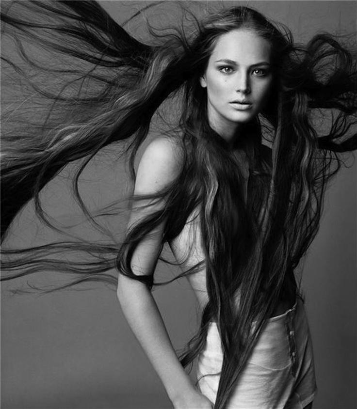 hair is an extension of self.   embrace it, hide behind it, dread it, dye it, bleach it, braid it, tangle it, tie it up, let it down or rat it out.  whatever you do, let it grow.