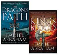 'The Dragon's path' 'King's blood' Daniel Abraham
