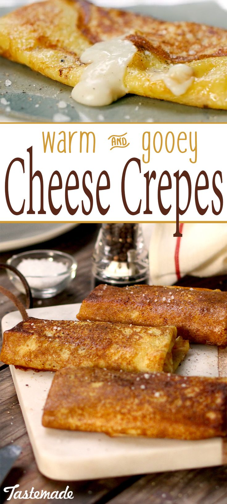 What's not to love about warm pockets of cheesy goodness?