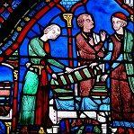 Descubre todo lo que se esconde detrás del 'azul de #Chartres' http://www.guias.travel/blog/descubre-todo-lo-que-se-esconde-detras-del-azul-de-chartres/
