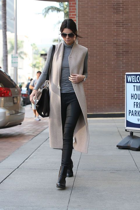 Out in New York. See all of Kendall Jenner's best outfits.