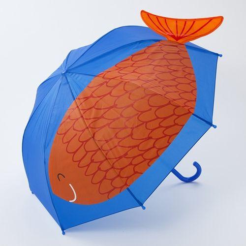キッズアンブレラ (FISH・A) - フライングタイガーコペンハーゲン専門店 TIGER Shopping.com