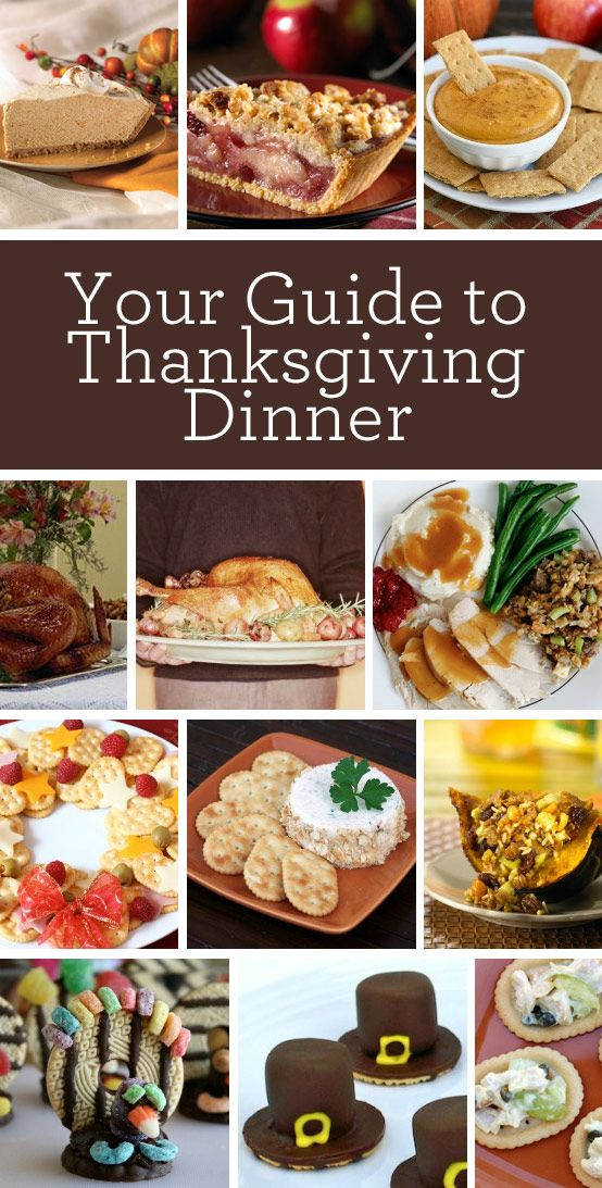Thanksgiving dinner ideas thanksgiving thanksgiving for Best things to have for thanksgiving dinner