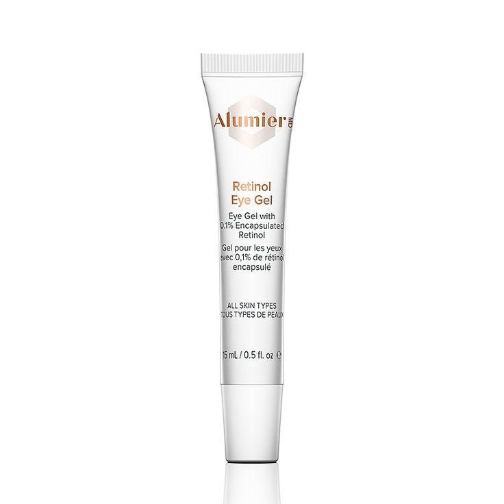 RETINOL EYE GEL An innovative microencapsulated anti-aging retinol eye gel that dramatically improves the appearance of fine lines and wrinkles and firms the skin. Recommended for all skin types.