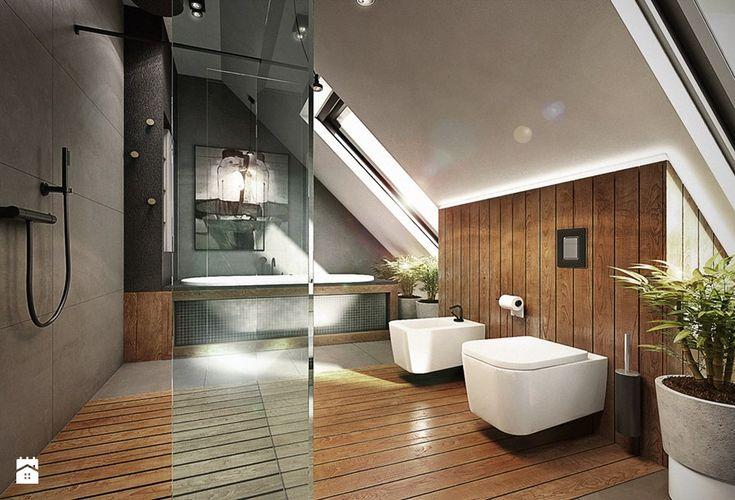 Łazienka styl Nowoczesny Łazienka - zdjęcie od razoo-architekci