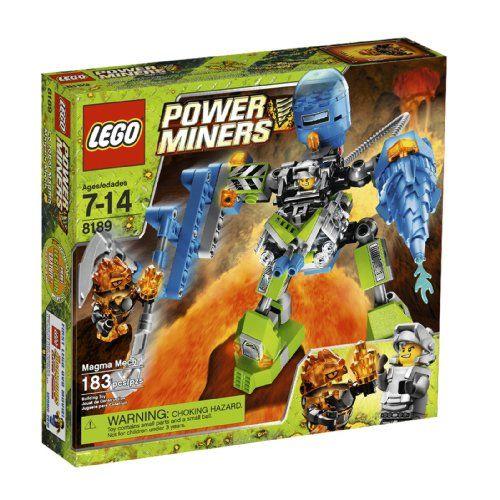 LEGO Power Miners Magma Mech (8189) LEGO,http://www.amazon.com/dp/B002RL7W8I/ref=cm_sw_r_pi_dp_oNIktb0NF35457W7