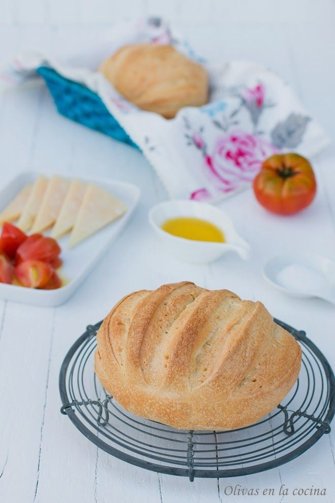 Un pan de la zona de Normandía que recomiendo, por su sabor. En el blog podéis ver un paso a paso de todo el proceso de amasado.