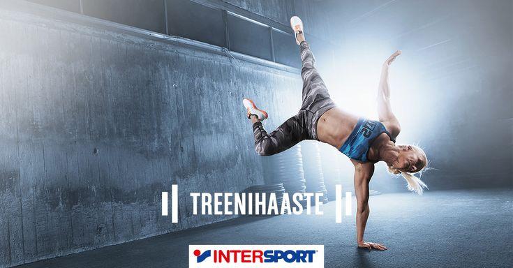 Ota mittaa itsestäsi – voita 500 € lahjakortti! #treenihaaste, Haluamme tsempata osallistujia myös Intersportin-lahjakorteilla. Syöttämällä suorituksia olet mukana viikkopalkintojen 30 x 100 € sekä pääpalkinnon 500 € arvonnassa. Pääpalkinto arvotaan, kun treenien yhteiskesto ylittää vuoden. Kilpailu päättyy 30.3.2016.   https://www.intersport.fi/fi/haasteet/treenihaaste-2016/