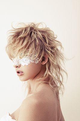 Hair and Make up Yuri Yasuda 2 ヘアメイク撮影