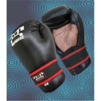 MyHOUSE Sparring Gloves are used for light and semi-contact sparring by some of the top martial artists in the world. It is also excellent for both practice and tournaments since they are well made and last much longer than dipped-foam pads.