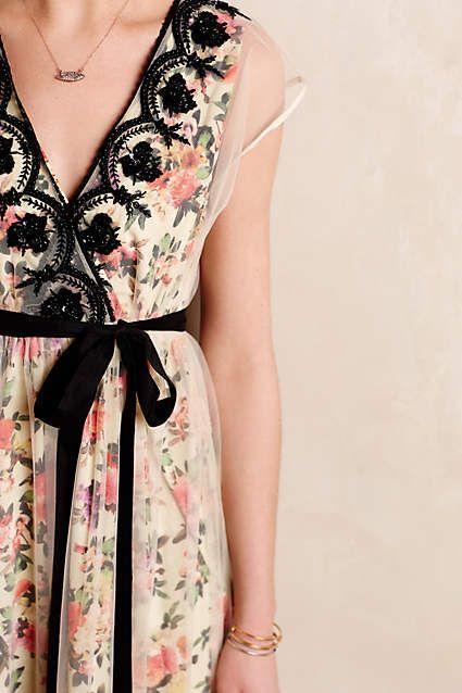 Glasshouse Maxi Dress - anthropologie.com