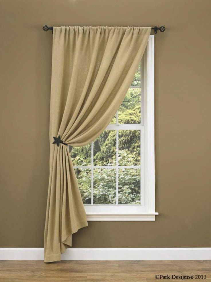 Window Curtains, 84 In Curtains