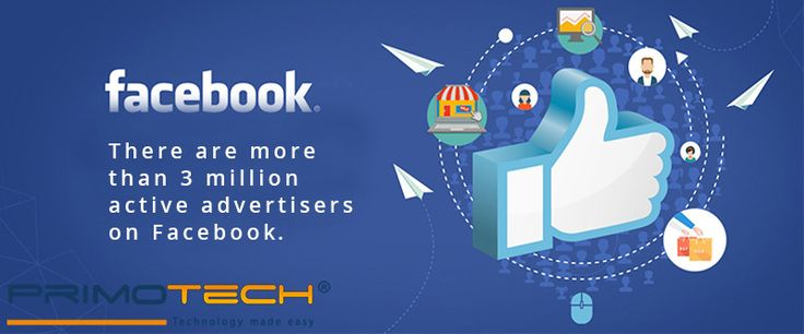 Did you know? #Primotech #Facebook
