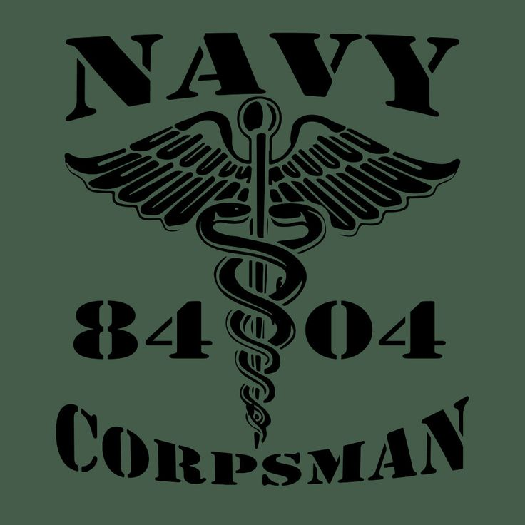 Navy Corpsman with 8404 NEC