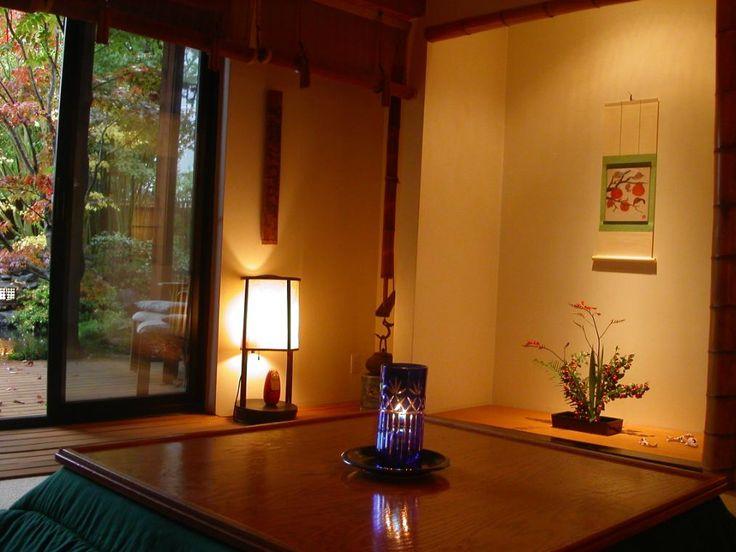 Kotatsu & Ikebana