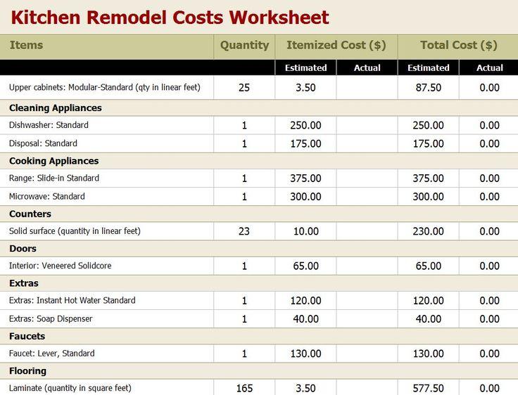 Best 25+ Home budget template ideas on Pinterest