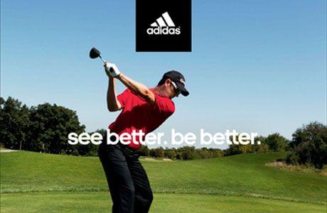 Adidas Golf.