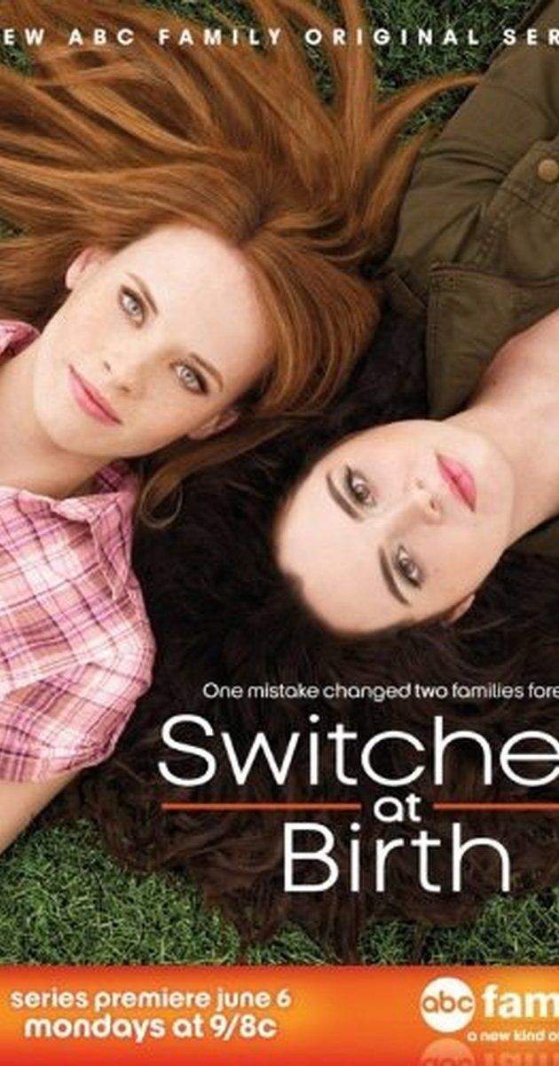 With Sean Berdy, Katie Leclerc, Lucas Grabeel, Vanessa Marano. Two teenage girls lives are turned upside down when they find out they were switched at birth.