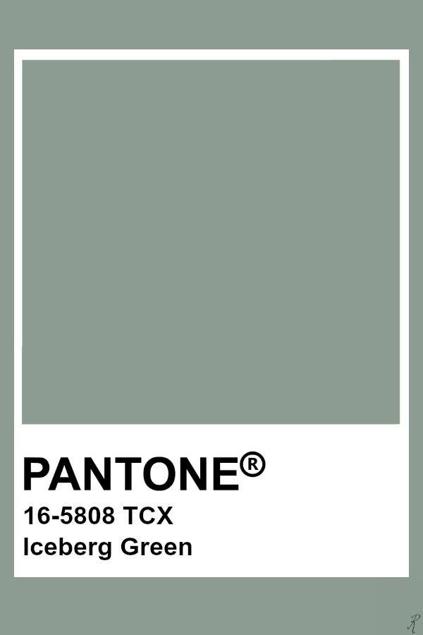 Pantone Iceberg Green En 2020 Couleur Pantone Pantone Nuancier Pantone