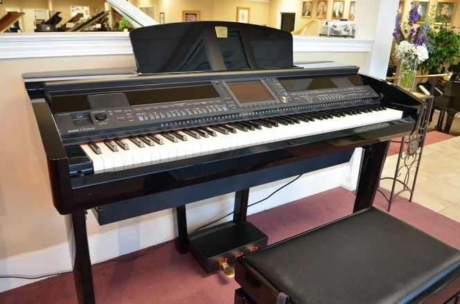 25 best ideas about clavinova piano on pinterest for Yamaha clavinova cvp 409