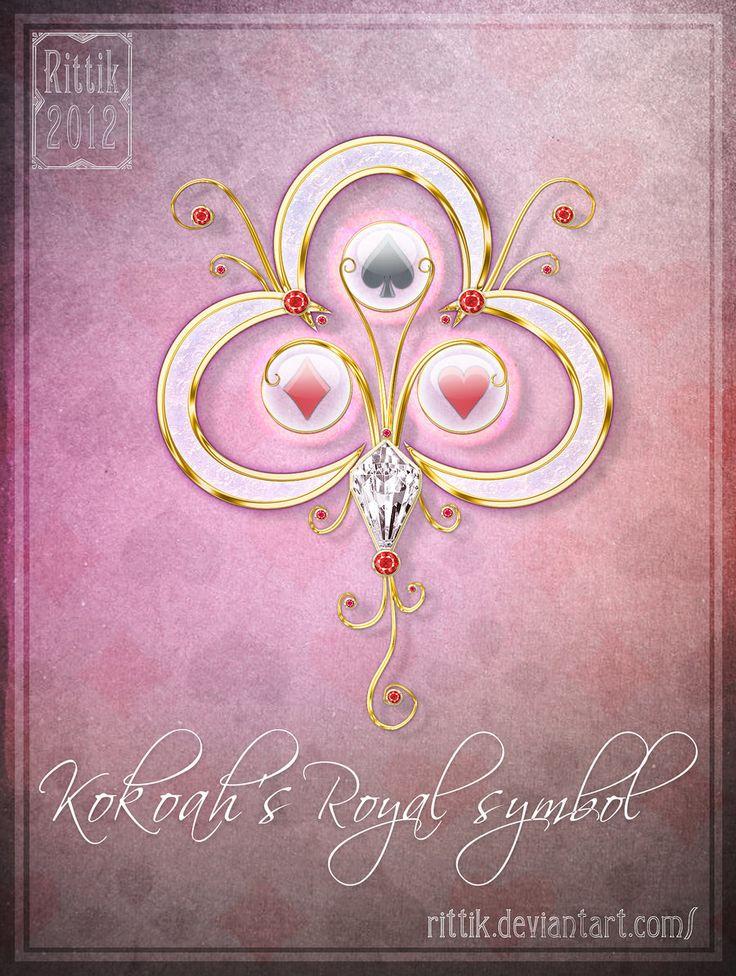 Kokoah's Royal symbol by Rittik.deviantart.com on @deviantART