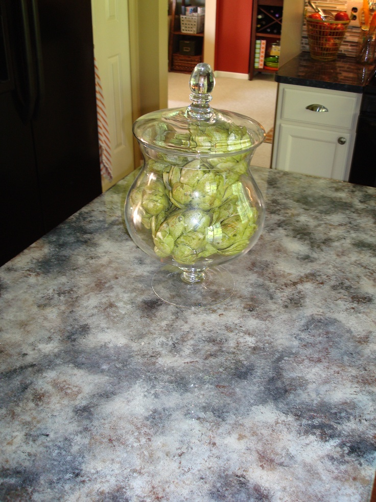 Granite Countertop Paint Menards : ... Damsel Diy Projects. on diy faux granite countertops home depot