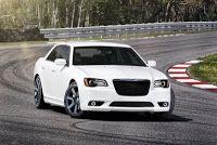 2012 Chrysler 300 SRT8 Brings the Thunder with 465HP 6.4-liter HEMI V8 - Carscoops