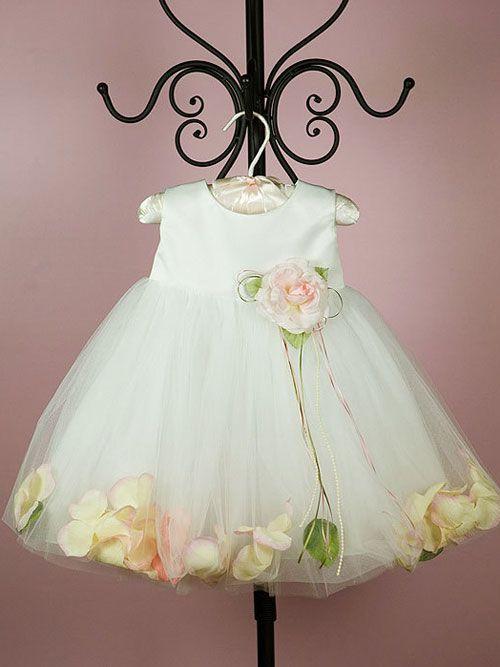 Flower Girl Dress LOVE but I'm not having a flower girl ;( madison is too little ;(